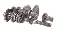 QKE8F  Nissan Sunny / Pulsar GtiR 5-Speed Synchromesh Gearkit (4WD ONLY)