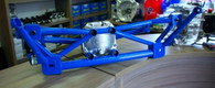 Mitsubishi Lancer Evolution Evo 4-9 Rear Tubular Subframe