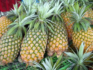 Sweet Pineapple White Balsamic Vinegar 375 mL