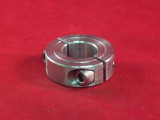 "LOCKING COLLAR, 304SS 3/4"" 2PC SPLIT"