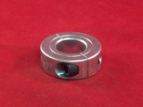 "LOCKING COLLAR, ALUM  3/4"" SPLIT"