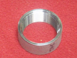 """FITTING, 304SS 1-1/2"""" HALF COUPLING"""