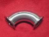 "FITTING, 304SS 1-1/2"" TRICLAMP 90 ELBOW"