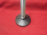 "FOOT, LEVELING MOUNT 1""-8 THREAD SS"