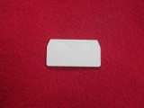 END PLATE, TAN/BEIGE 2 CONDUCTOR