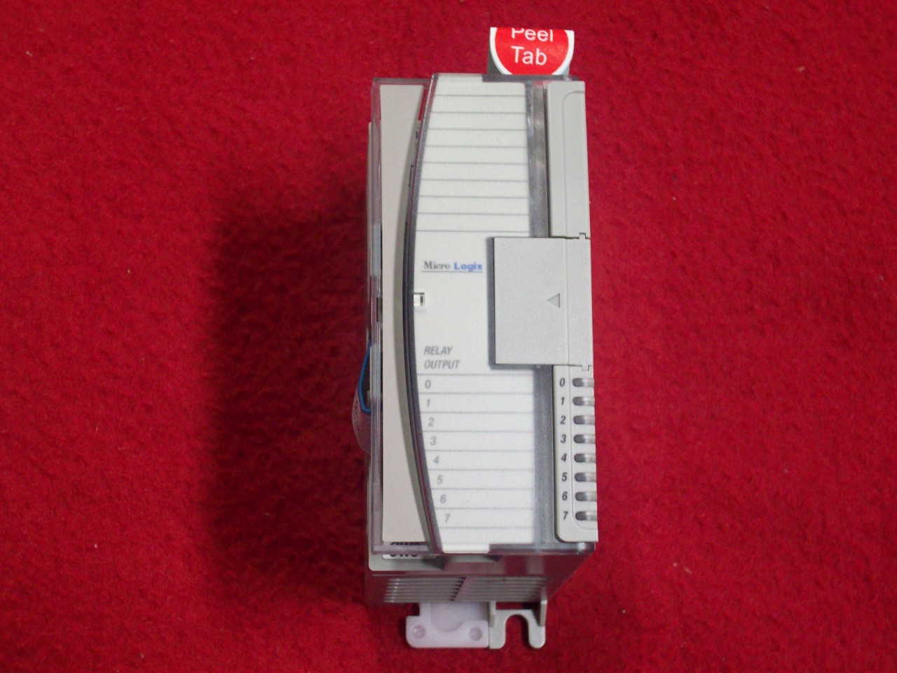 MICRO 1200, 8-POINT OUTPUT CARD - E-PAK Machinery
