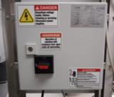 电机启动器控制面板