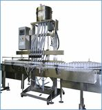 Gravity Bottle Filling Machine & Pressure Filler
