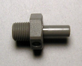 "Air Fitting, 1/8""NPT x 1/4"" Male Push On"