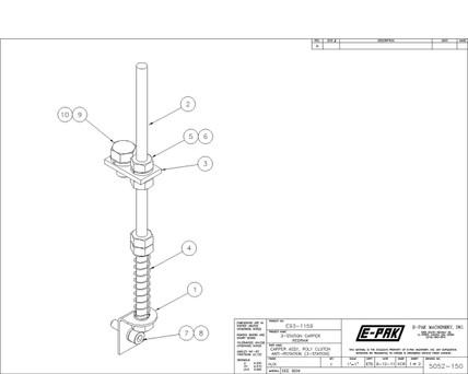 Rod Assembly DWG