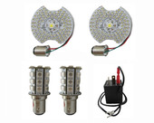 MP-AUS-003 Dual Color 64.5-66 LED Taillight Kit