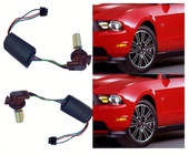 MP-0512-DC Dual Color LED Front Turn Lamps