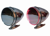 MP-8002-RD-L Bullet Mirror LED Kit - PAIR