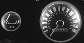 MP-66-LED-GA-WHITE NEW from Mustang Project LED lamps for your gauges. Finally see your gauges at night with cool running lifetime LEDs 3-4X brighter than the old incandescent lamps! For the 65-66 Mustangs with 5 gauge cluster.