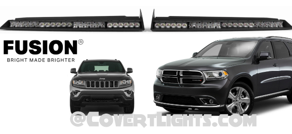 Interior Lightbars Visors
