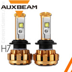 LED HeadLights by Auxbeam H7