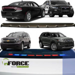 nFORCE® Interior Lightbar Rear Single color 9 LED