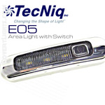 TecNiq E05 Surface Mount Area Light with switch
