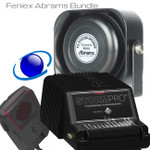 Feniex Storm PRO 100w Siren with Speaker BUNDLE