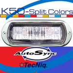 K50 5x2 AutoSync Split Color TecNiq Lights