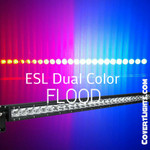NEW Dual Color Emergency Scene Light Single Row