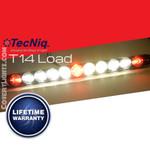 TecNiq T14 High output ID Bar / Load Lamp W/ Chrome Bezel
