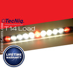 T14-RW00-1 TecNiq High output ID Bar / Load Lamp W/ Chrome Bezel
