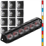 PRO Pack 12 Fusion Surface Mount Lights 12LED Dual Color