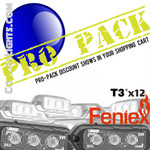 PRO Pack 12 Feniex T3