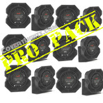 PRO Pack 12 Feniex Triton 100W Speakers