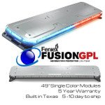 Fusion GPL 49 Light bar single colors FN-4918