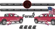 2 Pack FUSION 800 Single Color Sticks & headliner brackets