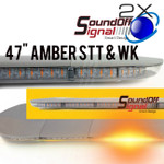 "2X SERIES 47"" Wrecker Lightbar from SoundOFF Signal"
