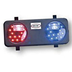 Sho-ME LED Visor Flip Lights