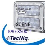 K90 XC00-1 1C00-1  9x7 TecNiq K90 AutoSync SPLIT with SCENE