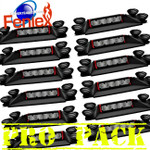 12 FUSION 1X Dash Lights PRO-Pack