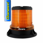 Abrams BoldStar 12W Magnetic Mount Construction LED Beacon AMBER