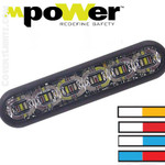 "SoundOFF mPOWER 4"" Fascia lights DUAL Color STUD Mount EMPS2STS4X"