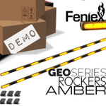 DEMO AMBER Feniex GEO Rocker Set