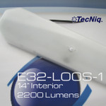 E32-L00S-1 TecNiq E32 Surface Mount Interior Light with Switch
