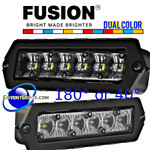 Feniex Fusion Recess Mount Lights Dual Color