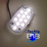 E18-LCS0-1 TecNiq E18 Utility Light with switch