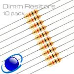 10 pack Dimm Resistors