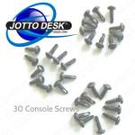 30 Jotto Desk Faceplate Console Screws
