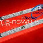 T15-RCW0-1 TecNiq Low Profile Stop/Tail/Turn REVERSE 2 pack