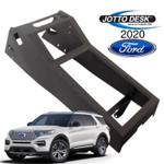 JOTTO Ford PI Utility (2020+) Police Equipment Console - Contour