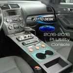 Jotto 425-6479 Ford PI Utility (2016-2019) max depth contour console