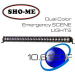 "26"" 90W ESL Emergency Scene Lightbar OffRoad Strong Dual Color"