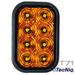 T71 Amber Turn New from TecNiq