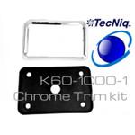 TecNiq K60 K series Chrome Trim kit